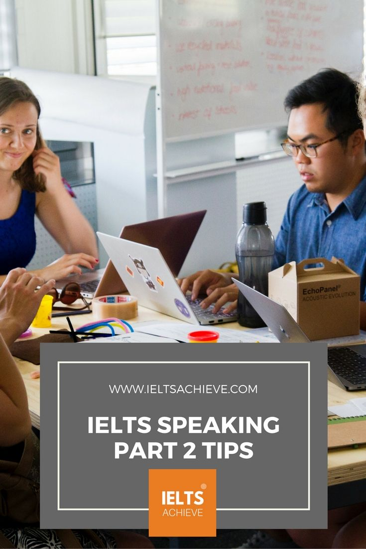 Read how the IELTS Speaking Test Part 2 doesn't have to be hard. Read our top tips on how to be successful and get the band score you want!