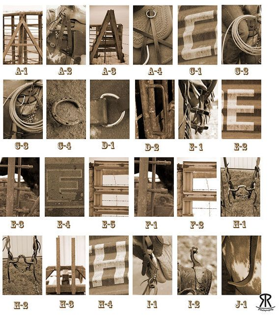custom six letter barn wood letter art by rockingrandr on etsy 9000