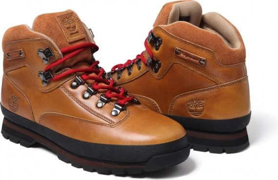 Supreme x Timberland Euro Hiker Pack