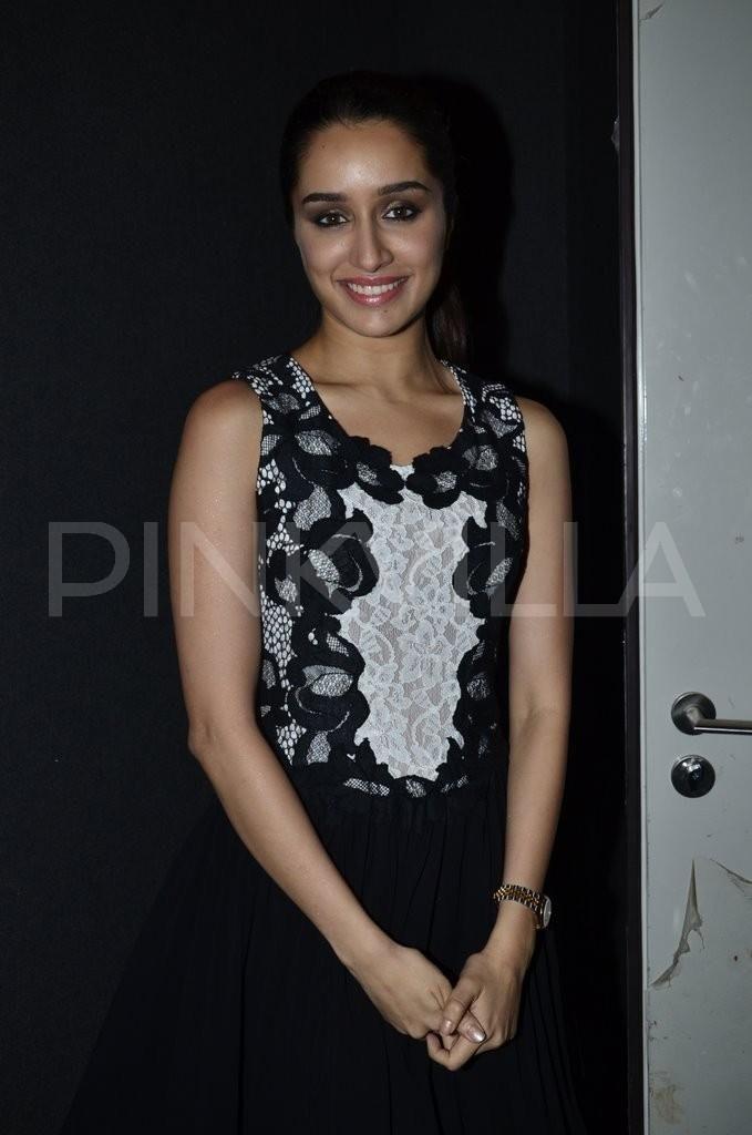 "Shraddha Kapoor promotes ""Haider""   PINKVILLA"