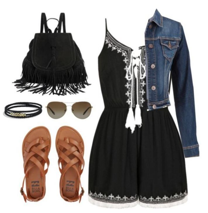 3b2f97f3b6ed 20 First Day Of School Outfit Ideas For College Girls