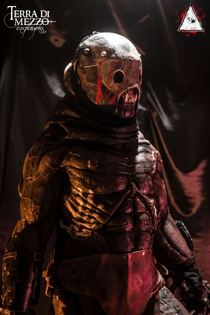 Uruk hai cosplay - Berserker  Follow us on Facebook: https://www.facebook.com/terradimezzocosplayers/  #UrukHai #Uruk #Berserker #TDMC #Terradimezzocosplayers #cosplay #Lordoftherings #thehobbit #lotr