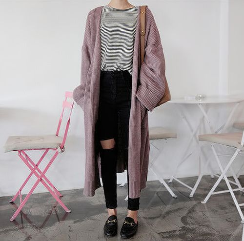 CAUTION — liliest:   long chunky cardigan  use...