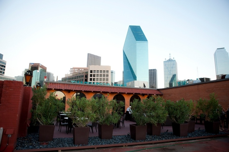 Amaziiiing Rooftop Patio View From Downtown El Fenix 1601