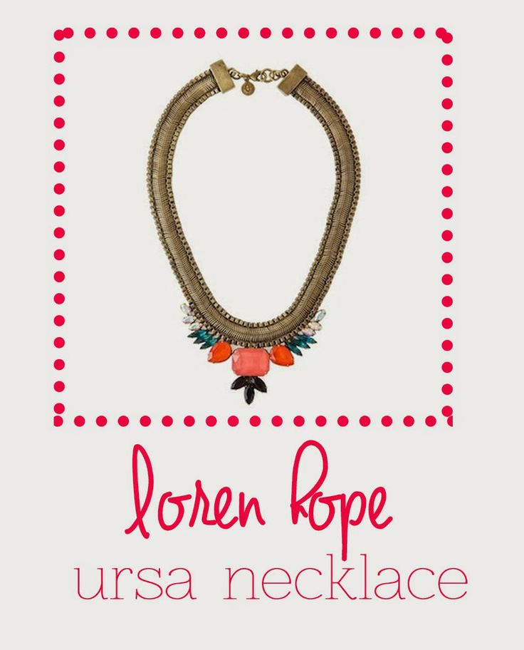 Loren Hope Ursa Necklace