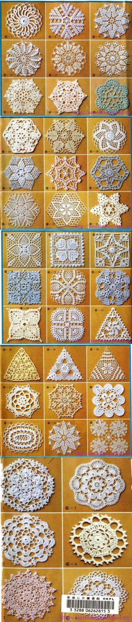 samobranochka-l.ru motif dantel örnekleri