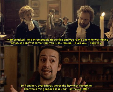 This is the episode of Drunk History we've all been waiting for! #Hamilton