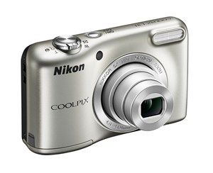 Buy #Silver #Nikon Coolpix L31 Online in India @ Best Price Rs.4,900/-