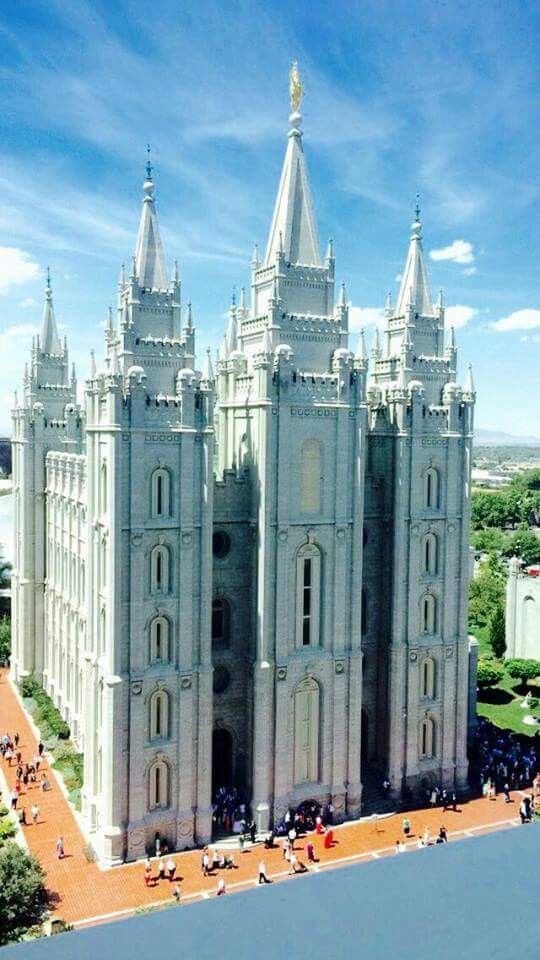 131 best LDS Temples images on Pinterest | Templo de salt lake ...