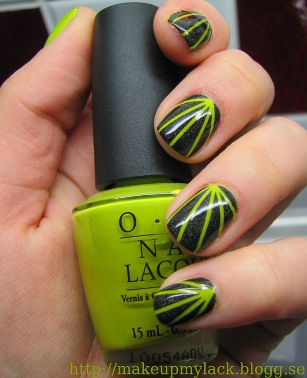 Love this nail art!