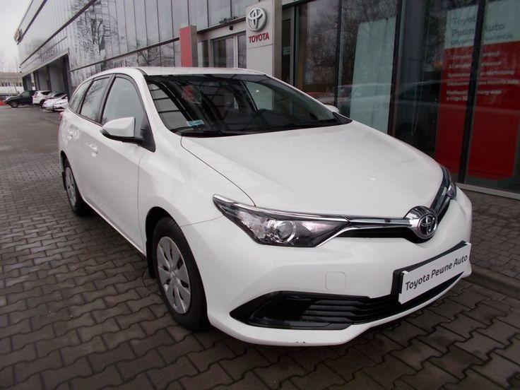 Toyota Auris - TS 1.4 D4D 90KM ACTIVE, salon Polska, gwarancja