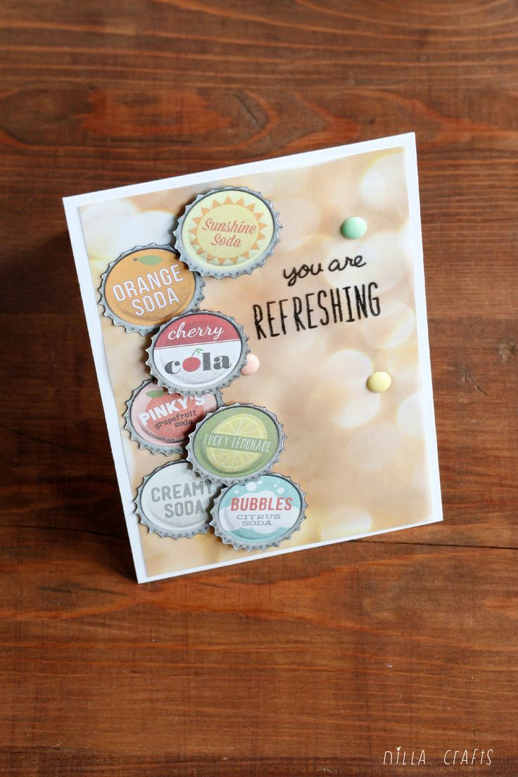 you are refreshing ( July Simple Kit by Paperoamo   #simplestories #summer #summervibes #cardmaking