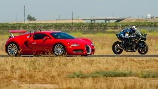 dubai in bike car race - YouTube