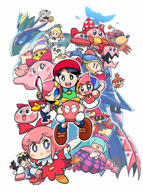 kirby girls(game only)