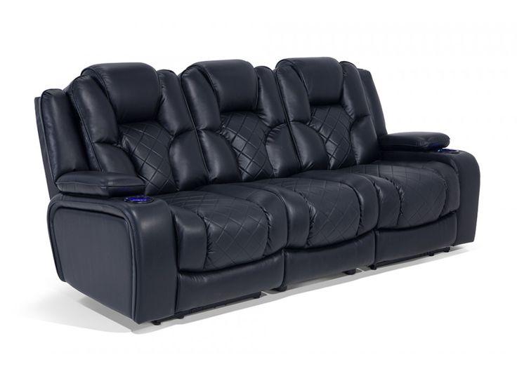 Gladiator Dual Power Reclining Sofa Items I Love