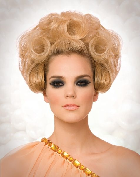 best wedding hair tutorial by Patrick Cameron: Celebrity Hairdos, Hair Design, Vintage Hair, Patrick'S Cameron, Updo Hairstyles, Hair Style, Hair Wigs Style, Cameron Hair, Hair Inspiration