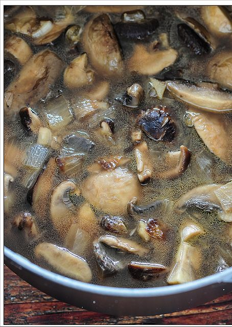 Anticancer mushroom soup along with other anticancer foods, recipes, variations, ideas 4 by jules:stonesoup, via Flickr
