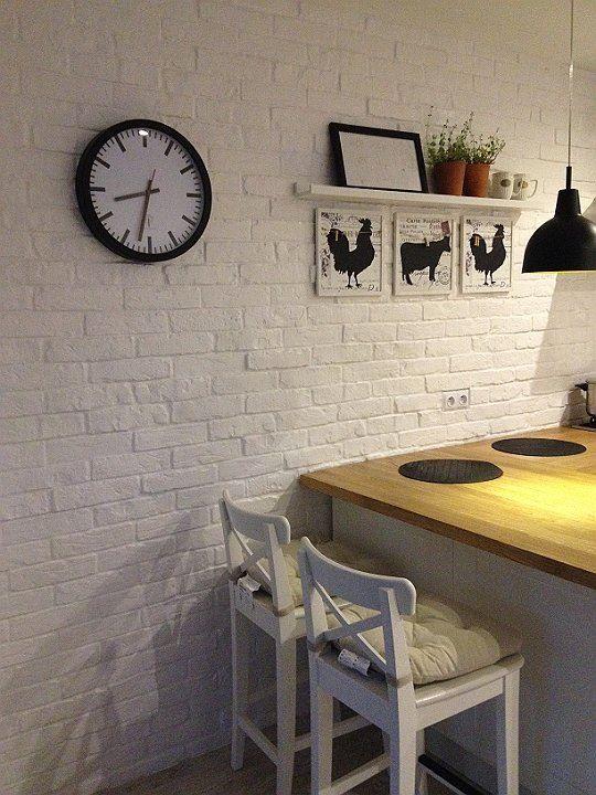 http://www.krainakamienia.pl/ cegła w kuchni