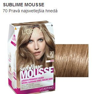 pravá najsvetlejšia hnedá je ... stredná blond č.7! True light brown is middle blond n. 7.0.! In hair colours system is light brown usually n. 5. Not light, nor dark. Neutral midle dark colour. As Soft Summer try on colours from 8.0 to 6.0 in neutral, not very warm nor cool tones.