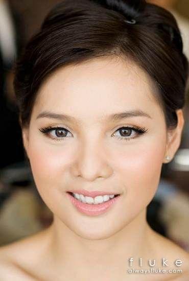 53+ frische asiatische modische Hochzeit Make-up