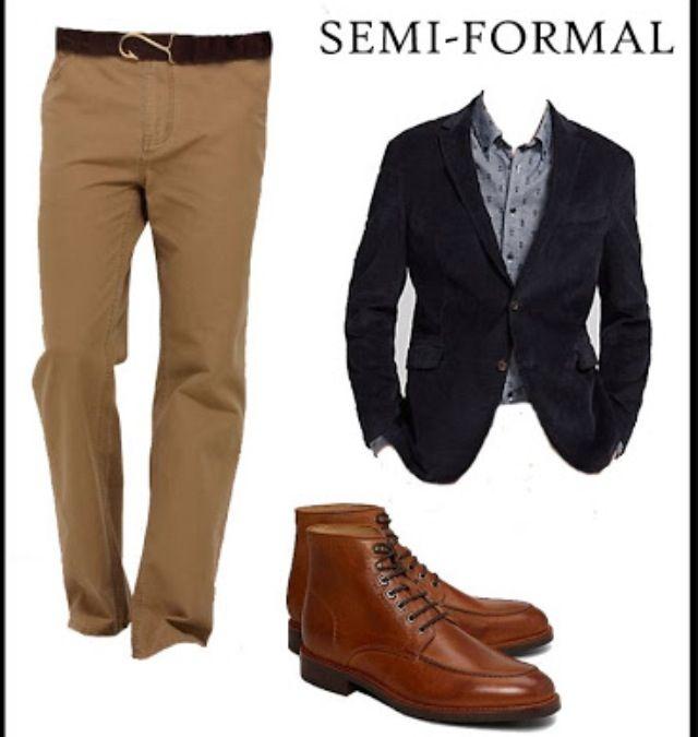 explore semi formal wedding