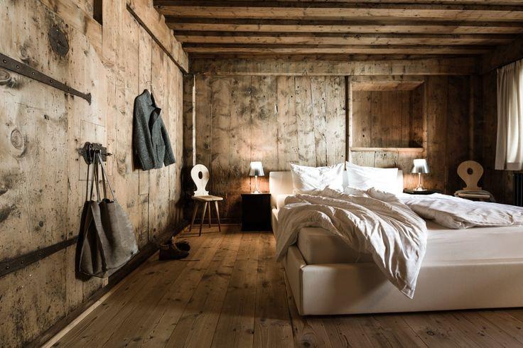 Zimmer im modernen Design - Romatik Hotel Weisses Kreuz