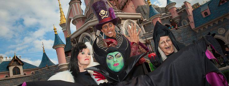 Disneyland Paris ¿Qué hay de nuevo en Disneyland® Paris? | Halloween Quien pudiera estar allí... :(