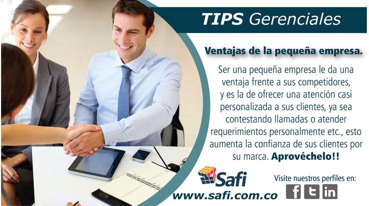 #Fácilgerenciar #Gerenciar  www.safi.com.co