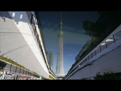Take a bike ride to Tokyo Skytree with excellent background musics enjoying the brush scenery of the metropolis of Japan. What Would Tokyoites Do. A truly uplifting video taken by a man riding his bike to the structural giant known as Sky-tree in eastern Japan.  It's no mystery how beautiful actually riding your bike in this area would be. I am envious of the lucky people who get to ride their bikes through these lively streets everyday. It kind of makes you wander What Would Tokyoites Do.