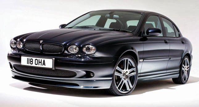Nummer 7 : Jaguar X-Type dat was echt heeeeeerlijk!!! Girl power!