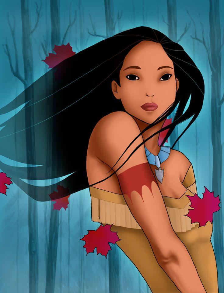 Pocahontas porn movie
