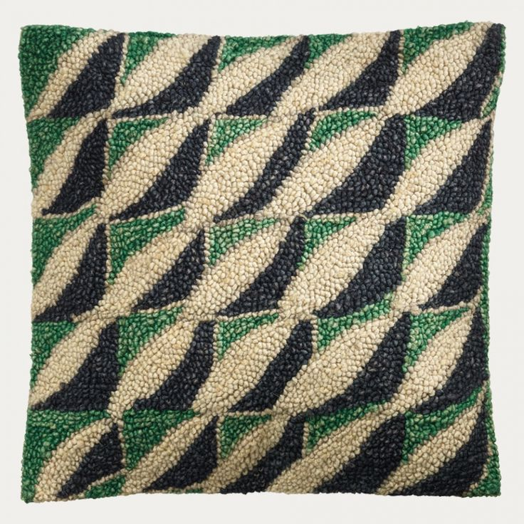 Brooklyn Cushion Cover – Meadow Green | Autumn | Collections | Cushion covers | Living Room | Linum