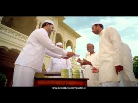 RAMRAJ HILAAL Prayer Dhotis and Shirts Telugu Ad - HILAAL Prayer Dhotis ...
