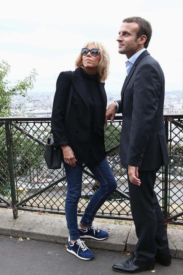 "Le style de Brigitte Trogneux : ""Ni madame Tout-le-Monde, ni..."