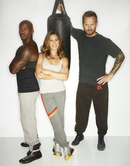 Top Trainer Tips From The Biggest Loser : On the current season of The Biggest Loser, trainers Dolvett Quince, Jillian Michaels, and Bob Harper continue to push contestants toward their goal of a healthy life. And even though season 14 isn't over, it's already offered plenty of tears and triumphs as each trainer helps their team break past mental, physical, and emotional boundaries. Even if you're not a contestant, there's still a lot of valuable lessons to be learned from the tough group of…