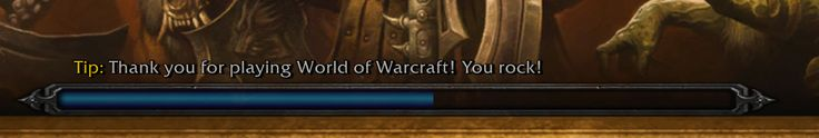 Thank you for playing warcraft you rock. What ever happened to actual tips? #worldofwarcraft #blizzard #Hearthstone #wow #Warcraft #BlizzardCS #gaming