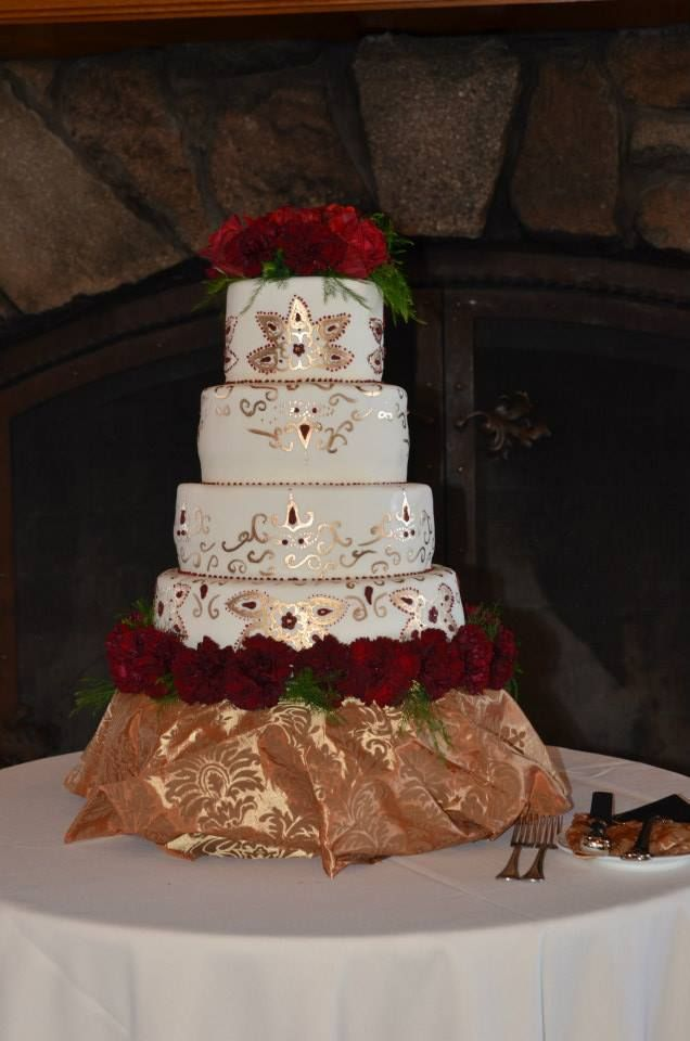 Best Tier Wedding Cakes Ideas That You Will Like On