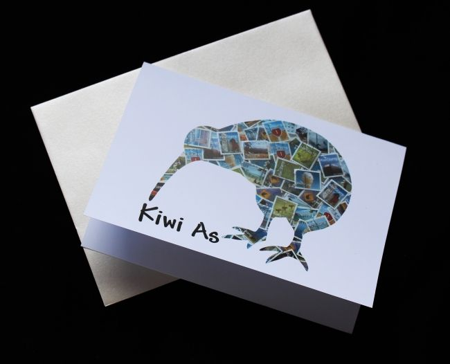 Enter to win:  'Kiwi As'  a set of 5 cards and envelopes  - Be the first to own a set of these iconic cards | http://www.dango.co.nz/pinterestRedirect.php?u=cNZZMlEA2044189