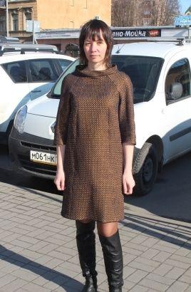 2-2016 Платье на концерт Земфиры / Фотофорум / Burdastyle