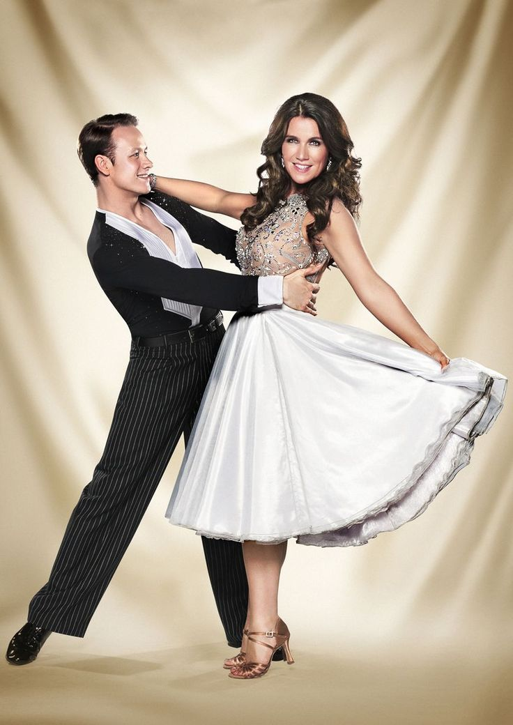 Strictly Come Dancing 2013: Kevin Clifton and Susanna Reid