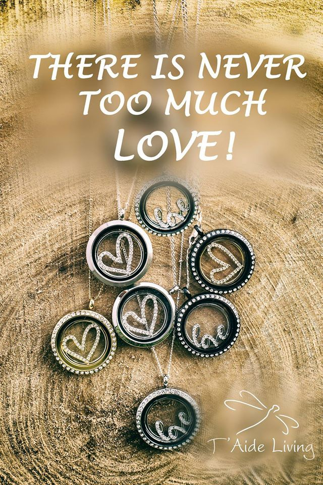 There is never too much LOVE!  LIKE if you agree !  #taidelivng