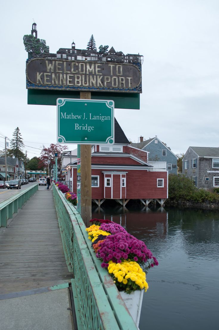Kennebunkport (our old home town)