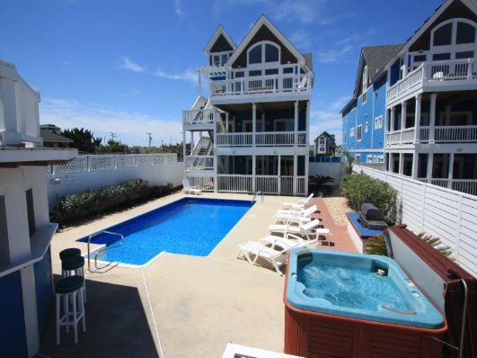 Park Place  is a 12 bedroom vacation rental home located in Kill Devil  Hills. 50 best Family Reunion Vacation Homes images on Pinterest