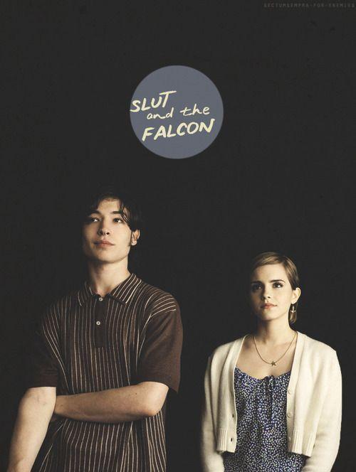 slut and the falcon