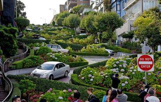 Planet Stars: Σαν Φρανσίσκο- Ένας πανέμορφος δρόμος γεμάτος στρο...