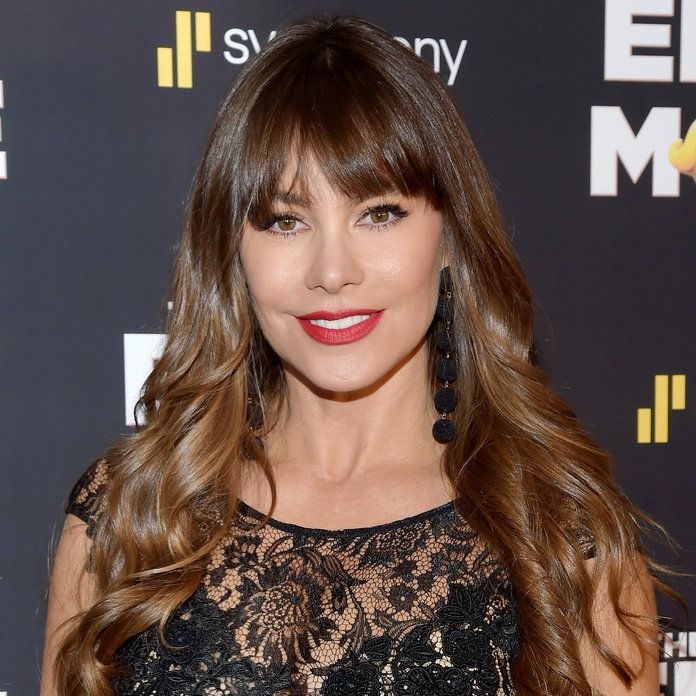 Daily Beauty Buzz: Sofia Vergara's Matte Red Lip | Sofia Vergara wore a classic matte red lipstick to a special screening of 'The Emoji Movie' in New York. Find out why we love her makeup look here.