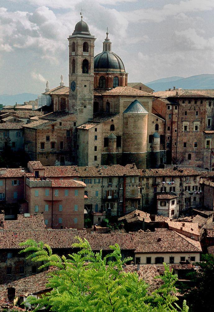 Urbino, Marche Italy