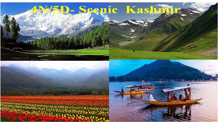 https://bookingcheapo.com/Tours-details/Scenic-Kashmir - Scenic Kashmir Tour Packages #kashmir #india #tourism #vacation #holidays