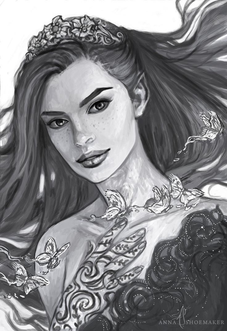High Lady of the court of dreams, Lady Feyre Archeon. (ACOMAF) Or other