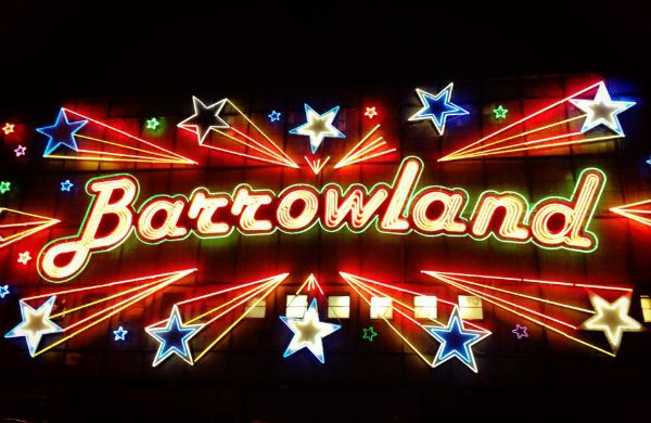 #Glasgow Barrowlands - Why the Barras are Better. (#grouponguide to #glasgow)